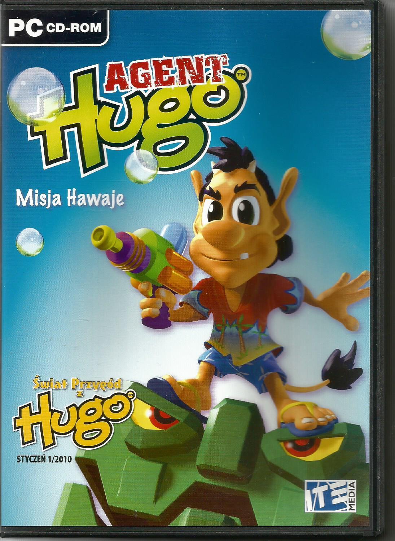 Nietypowy Okaz AGENT HUGO MISJA HAWAJE GRA PC 5-/6 DLA DZIECI WWA - 7206813564 IF79