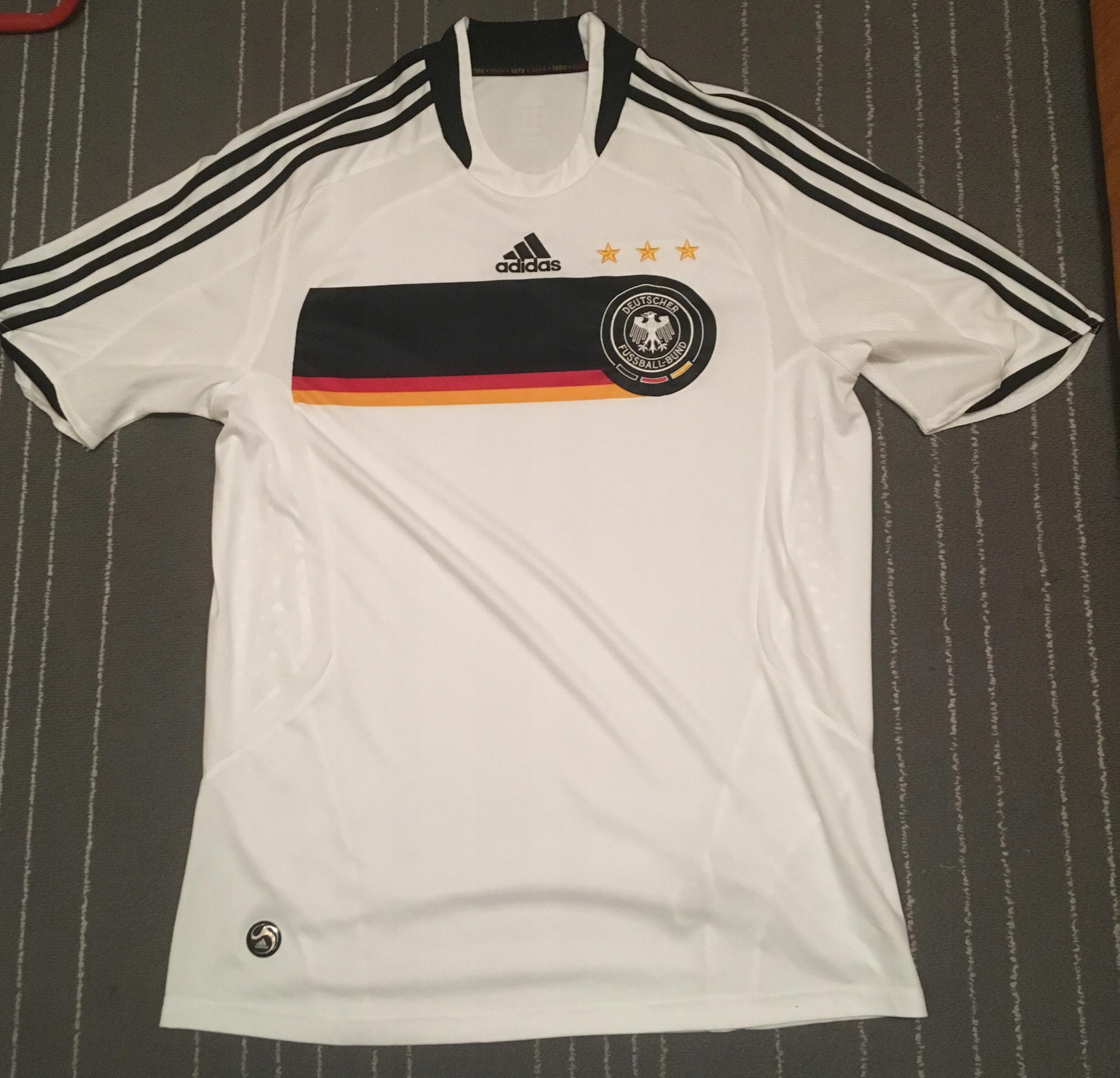 93e6d0bb9 Koszulka reprezentacji Niemiec adidas - 7696457410 - oficjalne ...