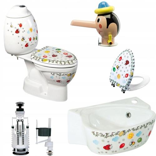 Zestaw łazienka Dla Dzieci 7630333417 Oficjalne Archiwum