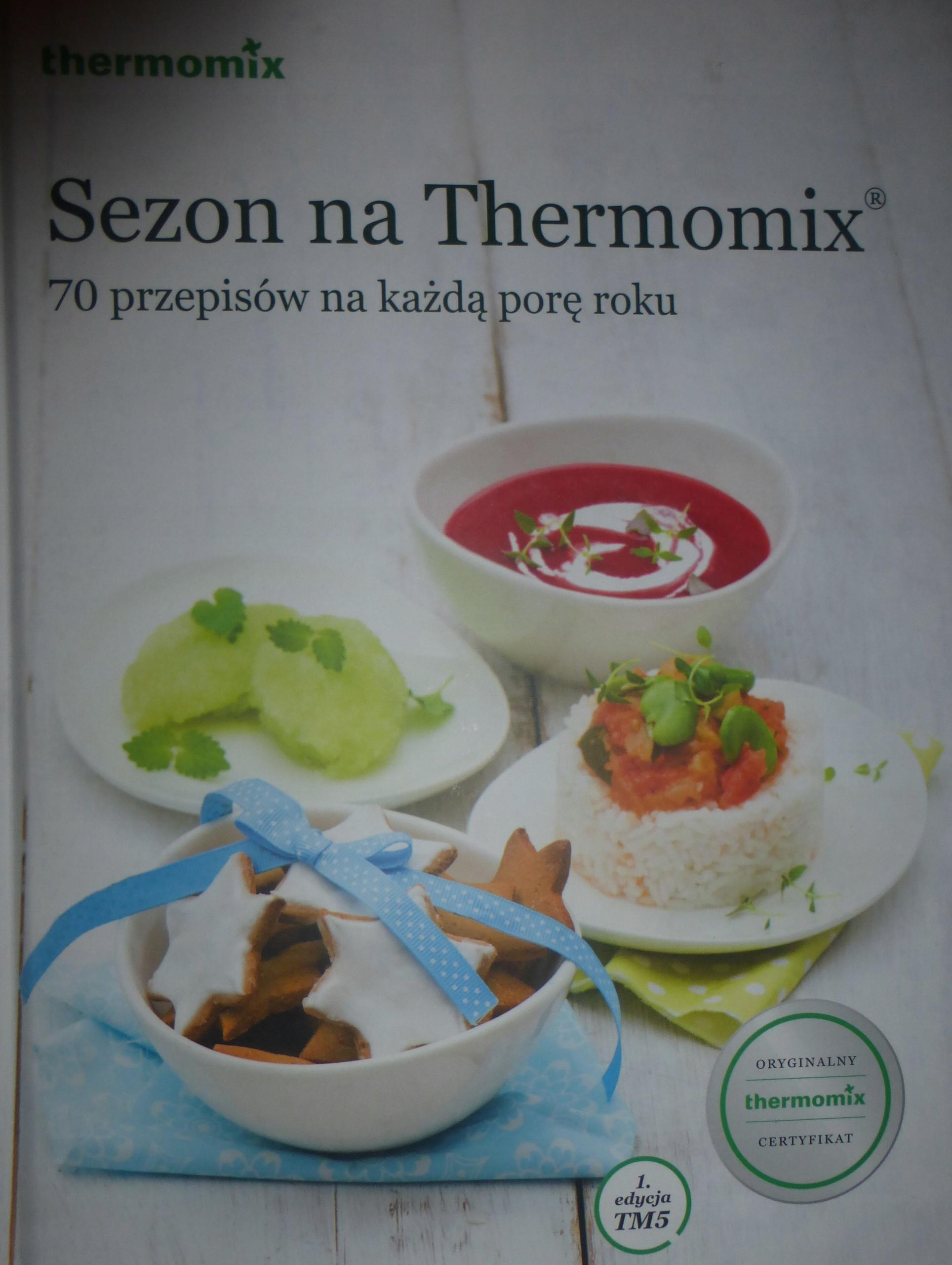 Thermomix Sezon Na Thermomix 7786000500 Oficjalne