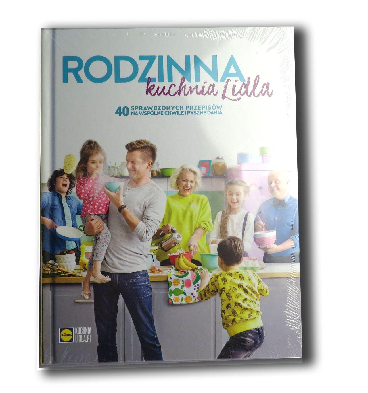 Rodzinna Kuchnia Lidla Książka Kucharska 7112857056