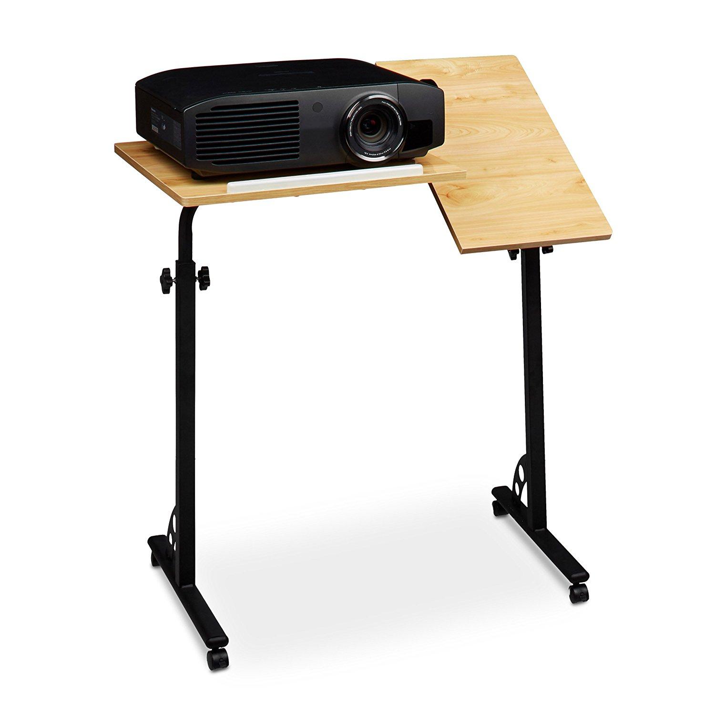 B354 Relaxdays Stolik Pod Laptop Projektor 7368598599