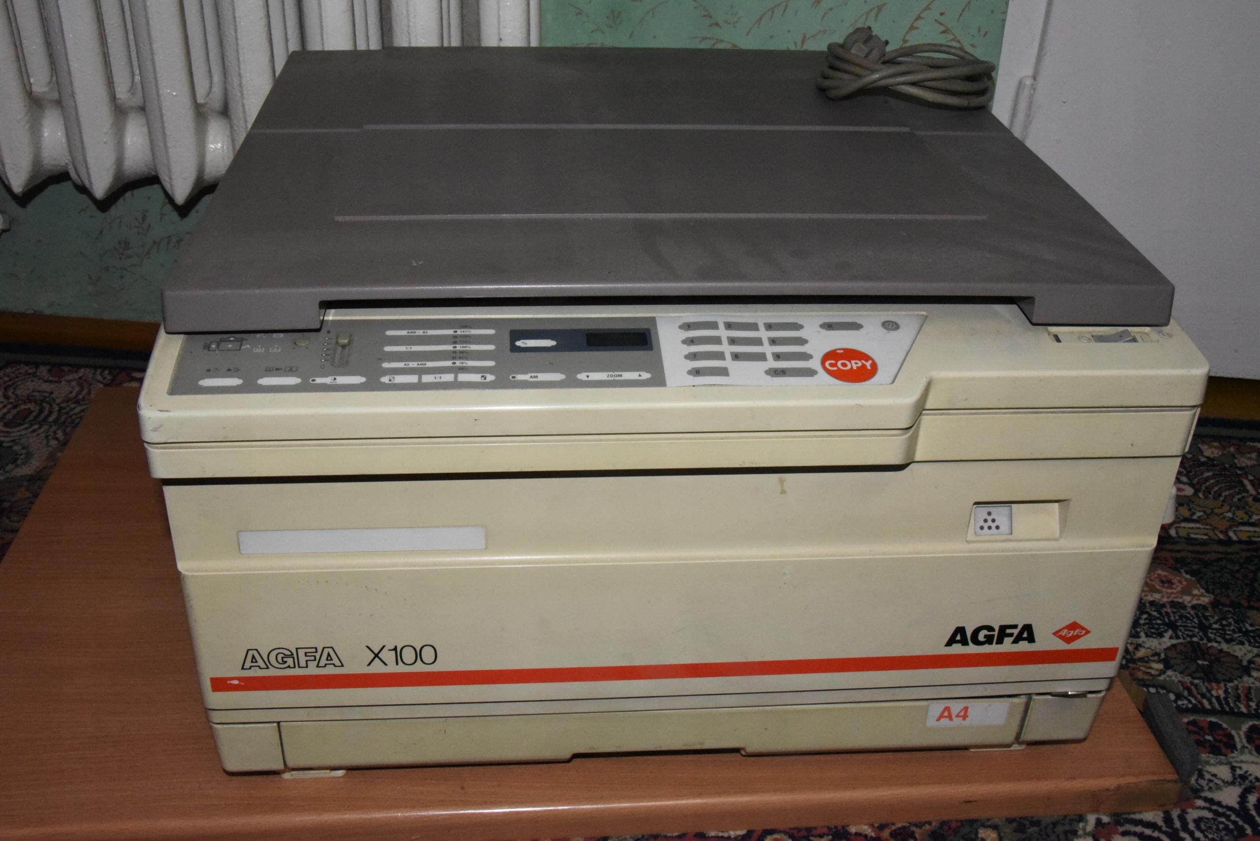xero AGFA X100 odpowiednik Canon NP 1215 ksero