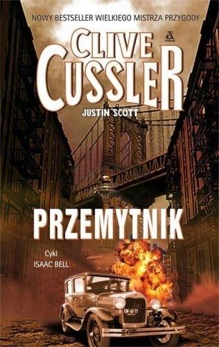 Przemytnik - Cussler Clive Scott Justin