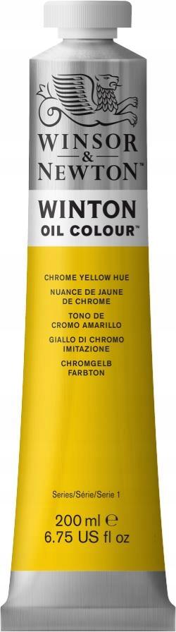 WINTON 200ml CHROME YELLOW HUE - farba olejna