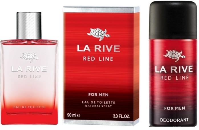 tak tanio na stopach zdjęcia szalona cena La Rive Red Line Men ORYGINAŁ!! ZESTAW lacoste red ...