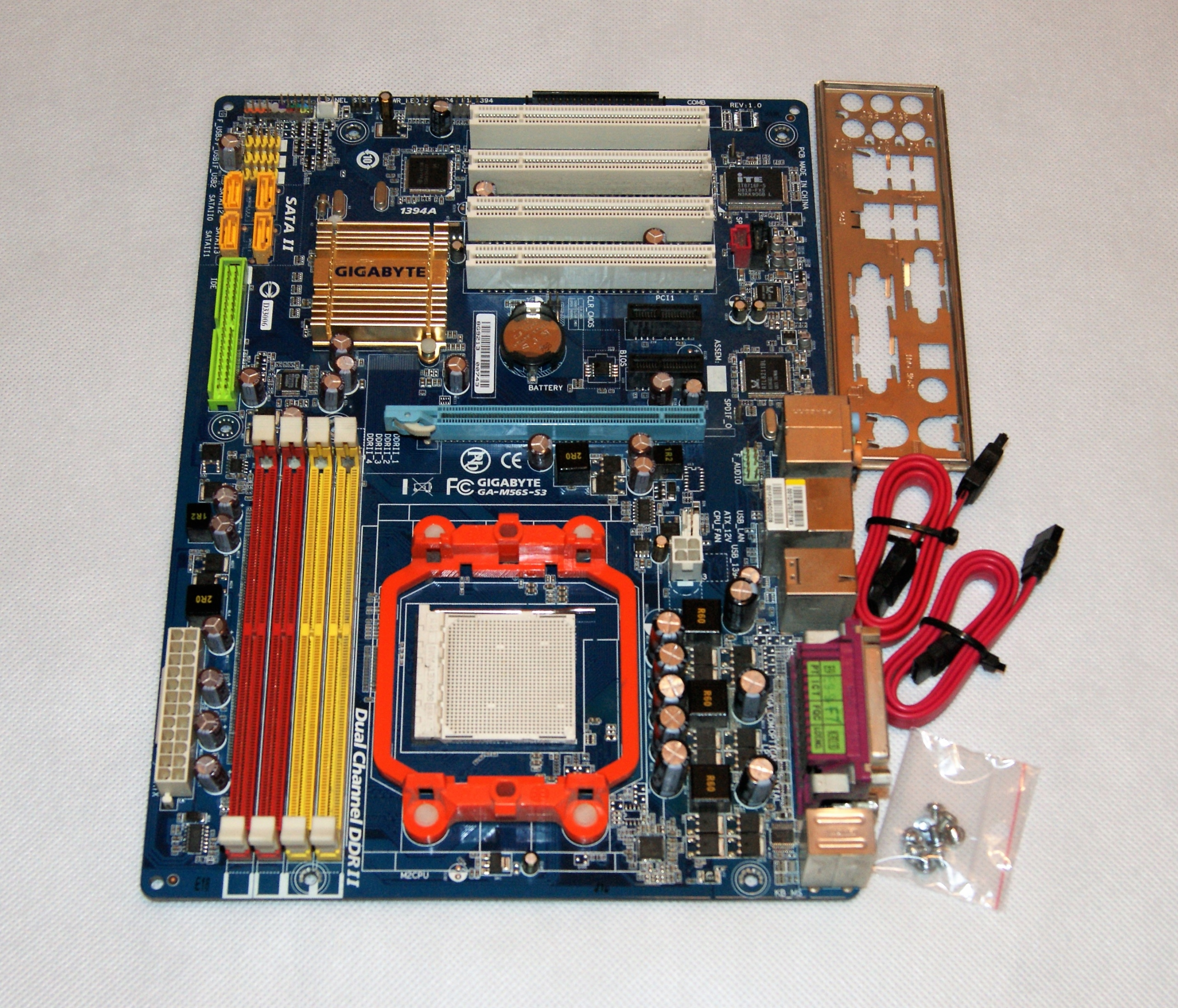 GIGABYTE GA-M56S-S3 CHIPSET DRIVERS FOR WINDOWS VISTA