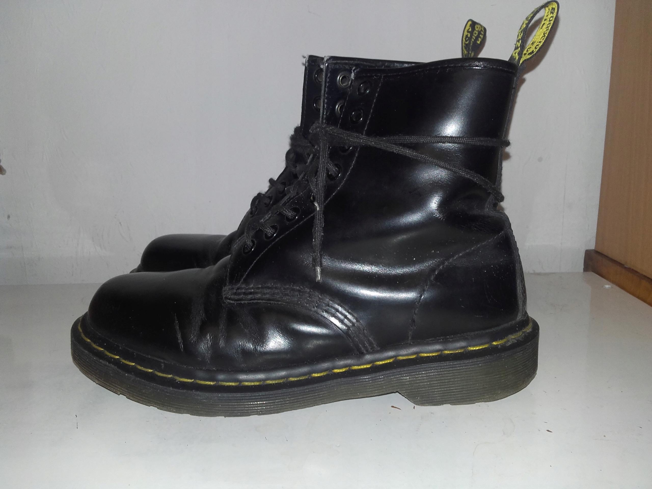 najlepsza wyprzedaż sprzedaż online styl mody Dr. Martens 1460 r. 38 UK 5 czarne - 7730053425 - oficjalne ...