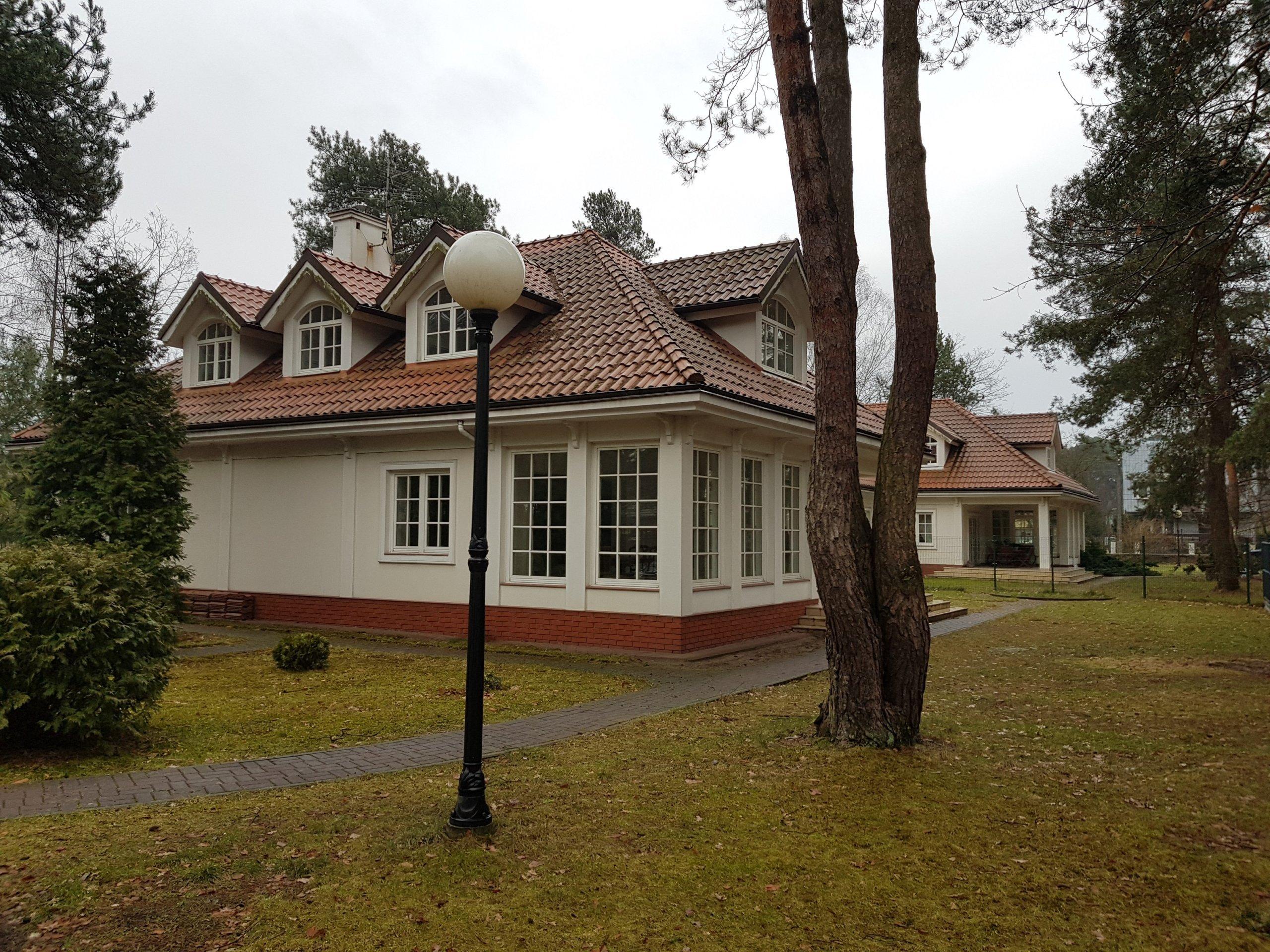 Piękny dom jednorodzinny w Józefowie k./Otwocka