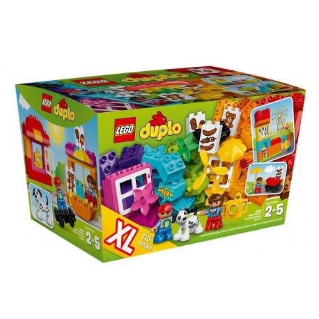 Klocki Lego Duplo Zestaw Kreatywnego Bud 10820 7413750110