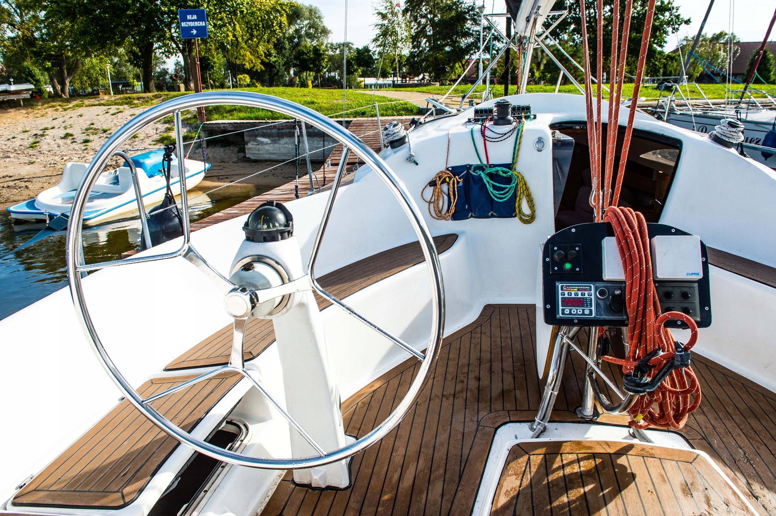 Czarter jachtów Pisz Twister 36