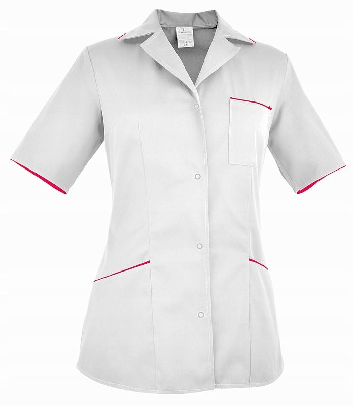 a1d8494415983 WORKMED Odzież medyczna żakiet WZ-5010 28kol. 42 - 7526065870 ...