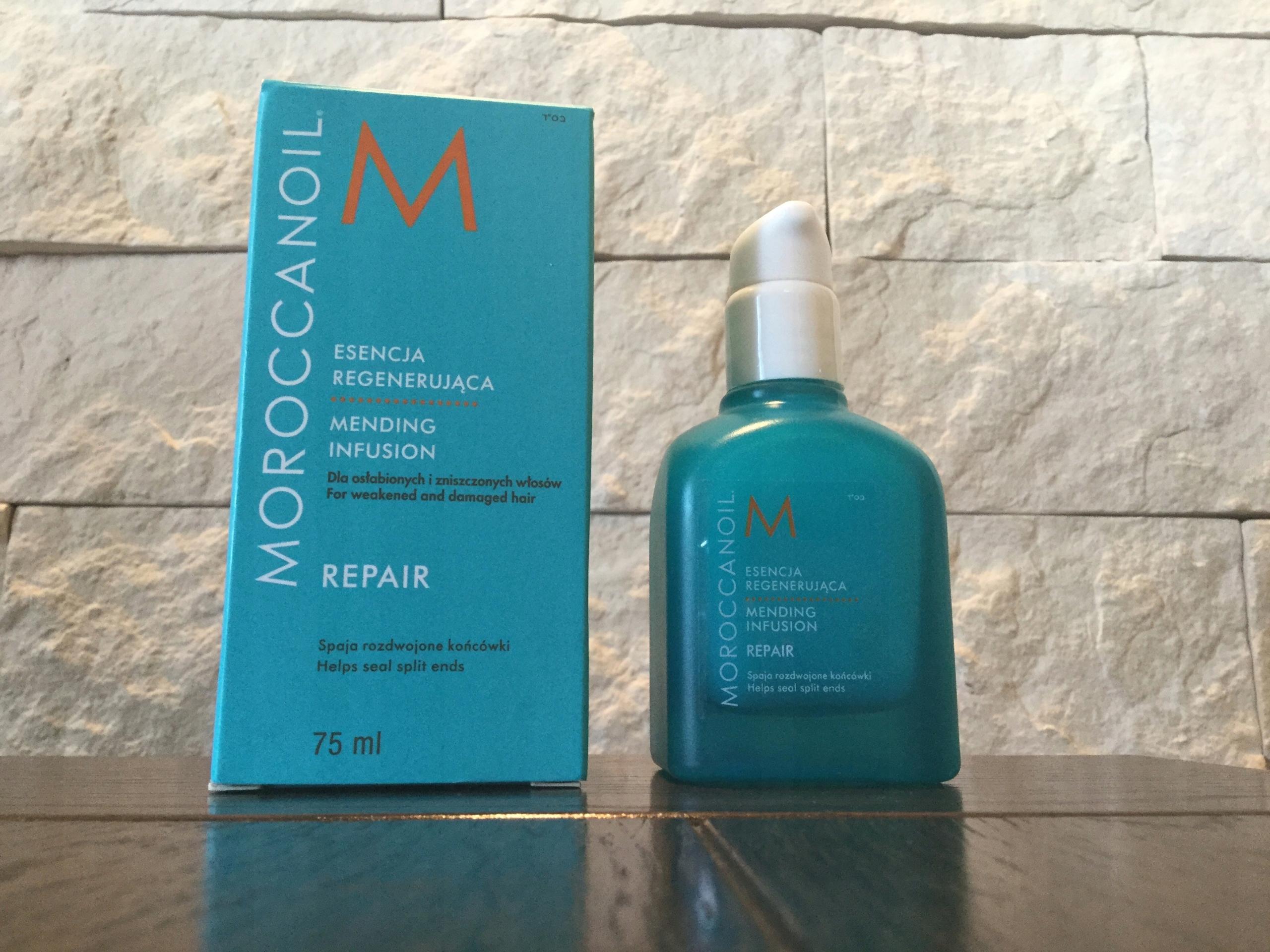 Moroccanoil Esencja regenerująca 75 ml Repair