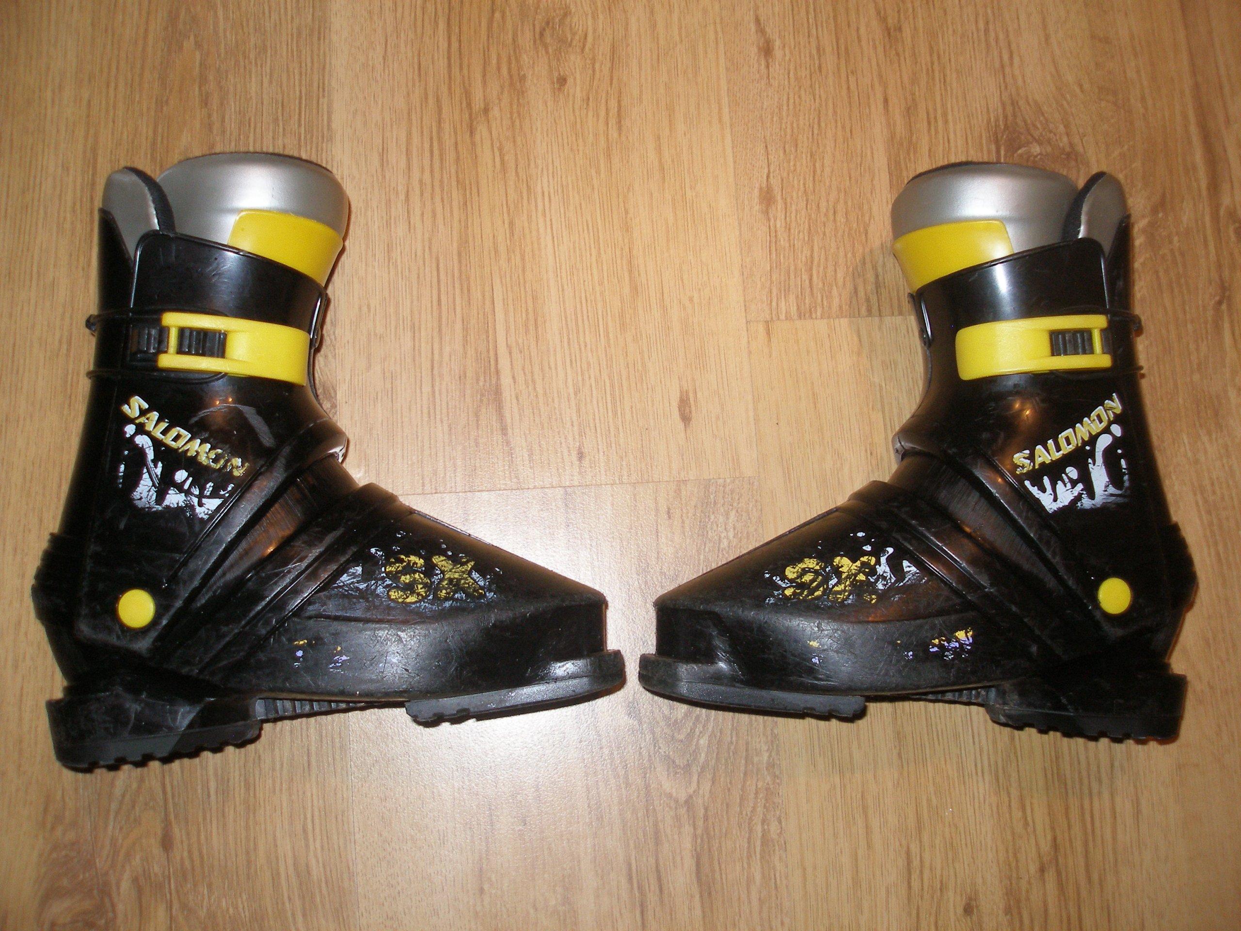 buty nart dziecięce Salomon 19 cm wkładka rozm 29