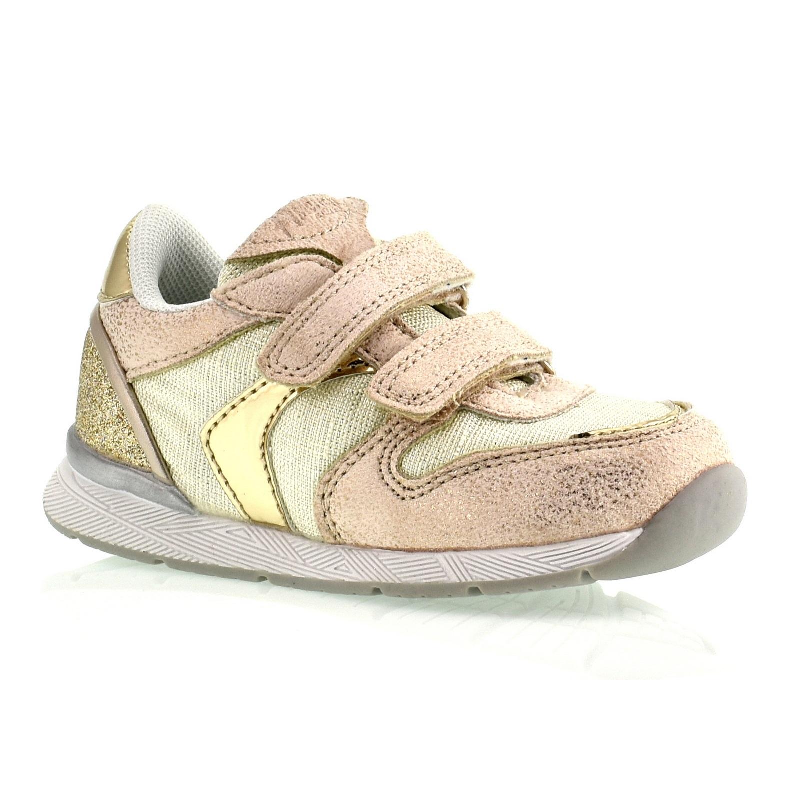83be2d3b Złote buty dla dzieci American Club K17381 r.24 - 7281987057 ...