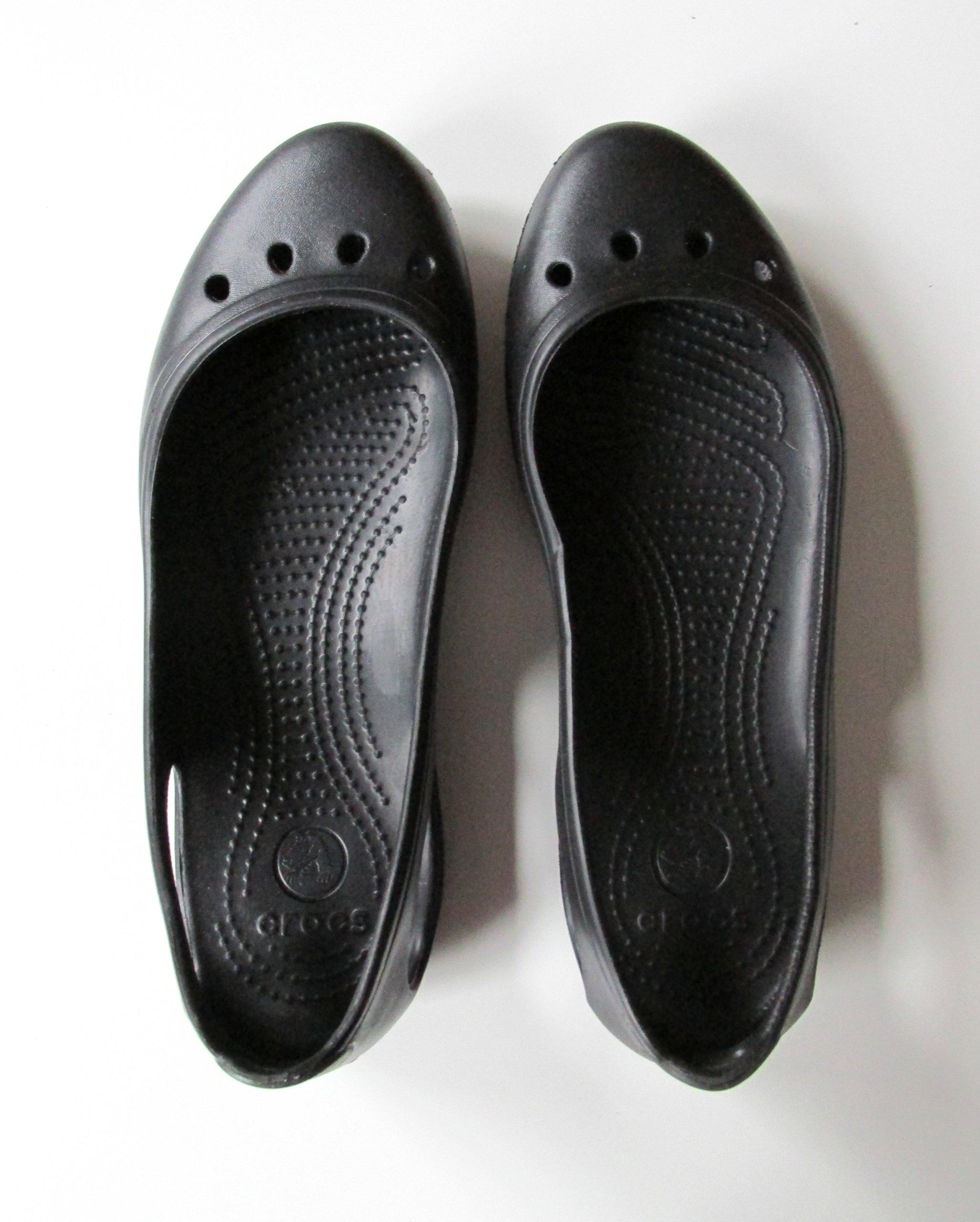 najlepiej sprzedający się kupować tanio sprzedaż obuwia Crocs kadee flat baleriny damskie 39/40