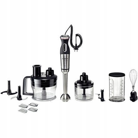 Hand Blender Bosch MSM88190 Black/Stainless steel,