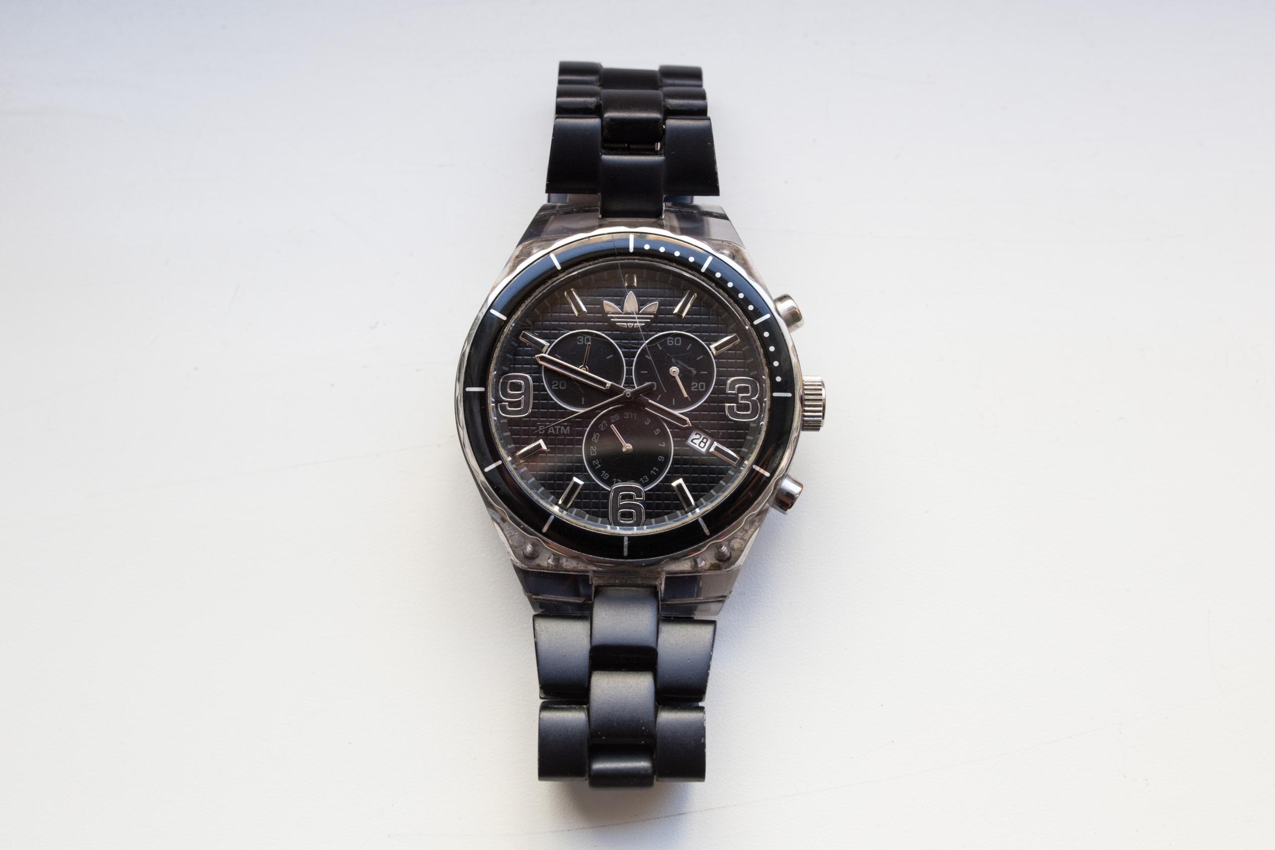6fccdf9ad0b29 Zegarek ADIDAS czarny ADH2542 Cambridge - 7650573656 - oficjalne ...