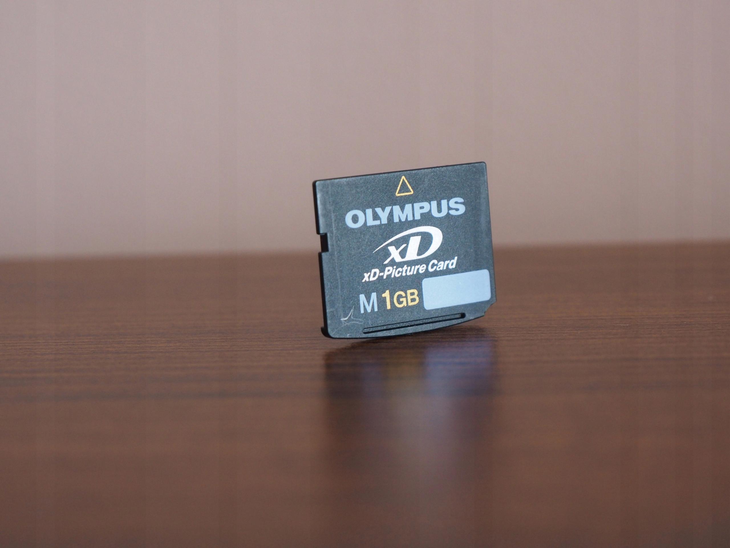 Karta Xd Picture Card Olympus 1 Gb Typ M Oryginal 7487738151