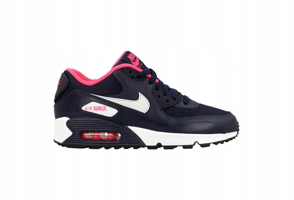 Nike, Buty damskie, Air Max 90 Mesh (Gs), rozmiar 38 12