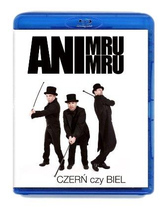 Kabaret Ani Mru-Mru - Czerń czy biel (Blu-ray D)