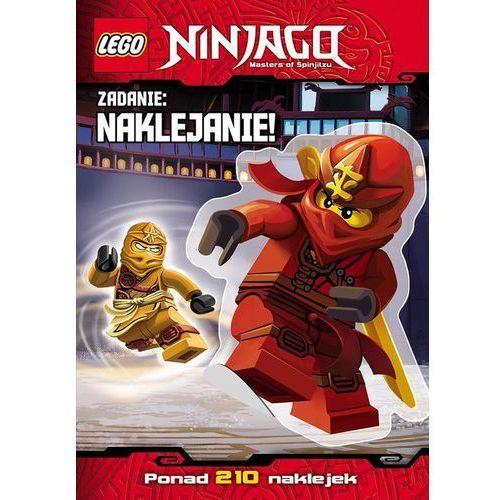 Kolorowanka Las 6 Lego Ninjago Zadanie Naklejanie 7304498532