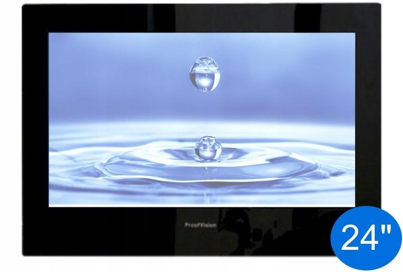 Proofvision Telewizor Wodoodporny Do łazienki 24