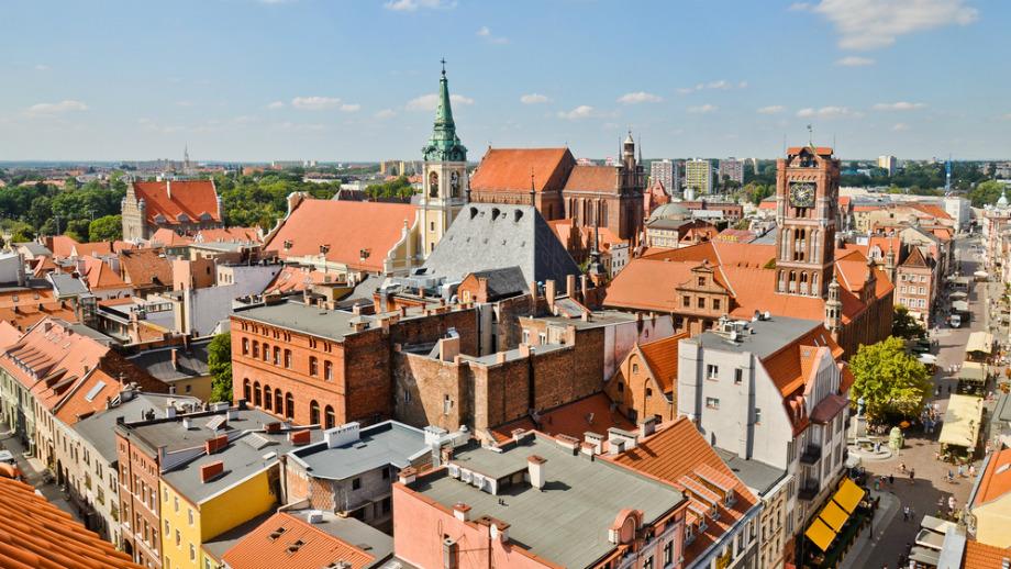 8 wartych uwagi książek o polskich miastach