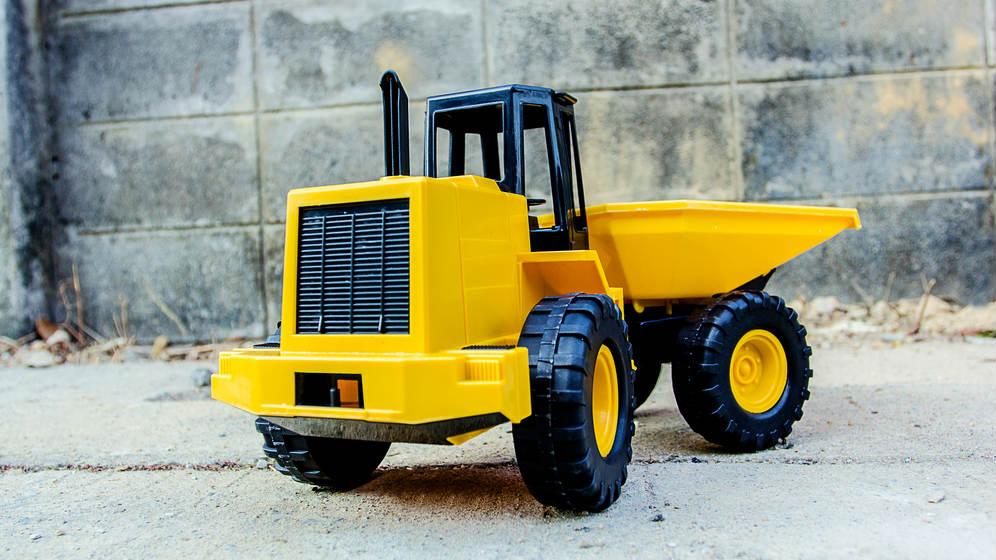 Traktory z przyczepką – przegląd zabawek