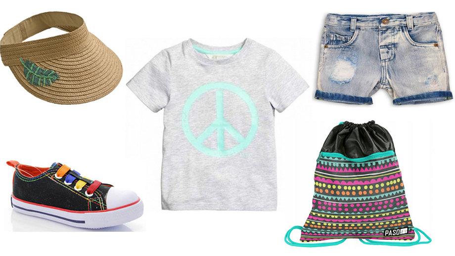 Dziecięca moda festiwalowa - trzy stylizacje dla chłopca