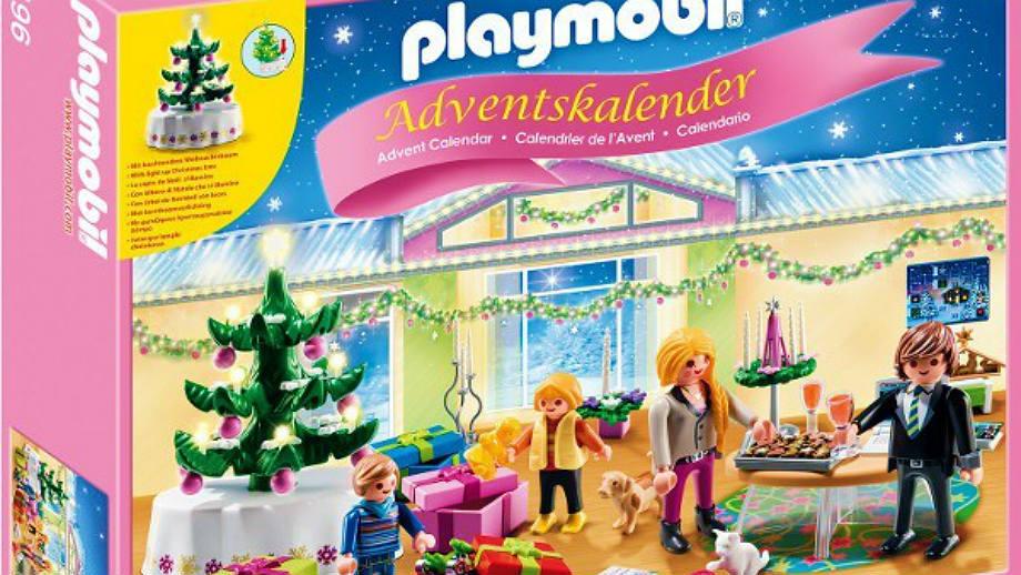 10 kalendarzy adwentowych z klockami Playmobil