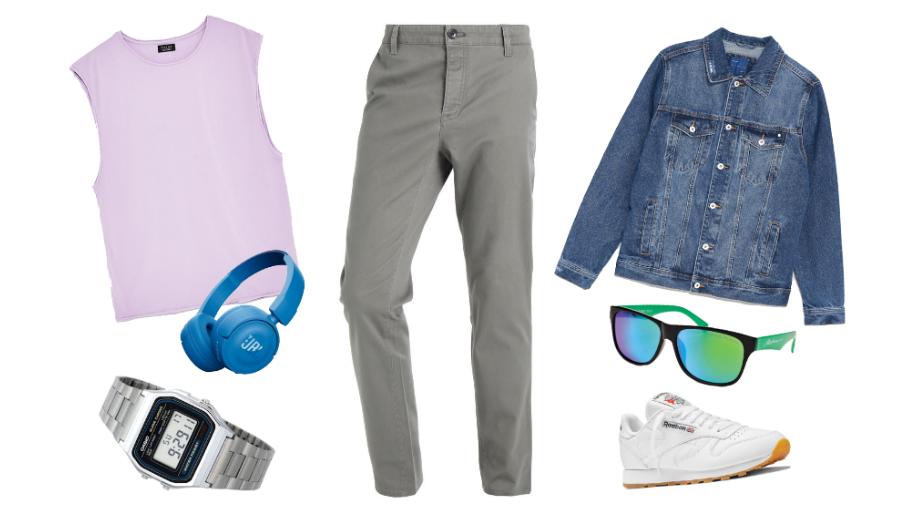 Akcesoria w stylu lat 80. – modne akcenty w męskiej szafie