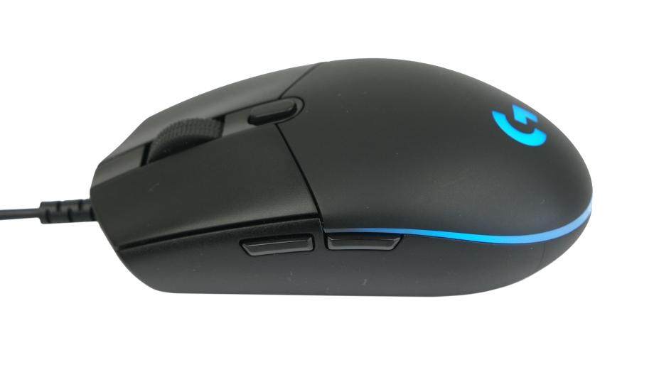 Myszka Logitech G203 Prodigy Mysz RGB 8000DPi Game