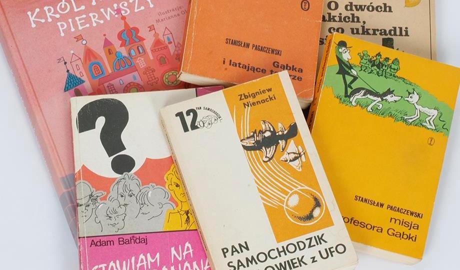 Literatura dziecięca z PRL-u, która się nie zestarzała
