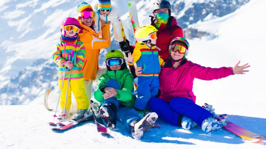 10 polecanych par nart dla czterolatka