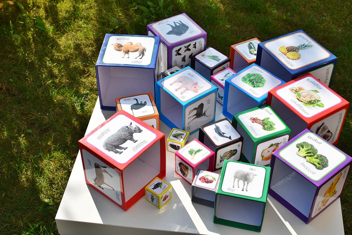 Fotografia 6 Vzorová grafika z blokov