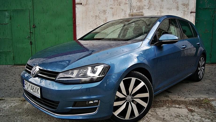 Uzywany Volkswagen Golf Vii 2 0 Tdi 150 Km Test I Wrazenia Z Jazdy Allegro Pl