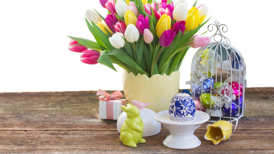 Wielkanocne Dekoracje Do Mieszkania Allegropl