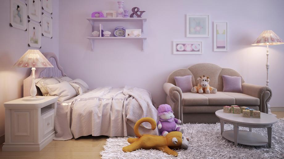 Lampa Podłogowa Do Pokoju Dziecka Allegropl