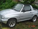 Suzuki x90 двери левое