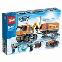 Klocki LEGO City Mobilna jednostka arktyczna L-60035
