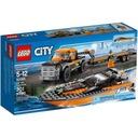 Klocki LEGO City Terenówka z motorówką 60085