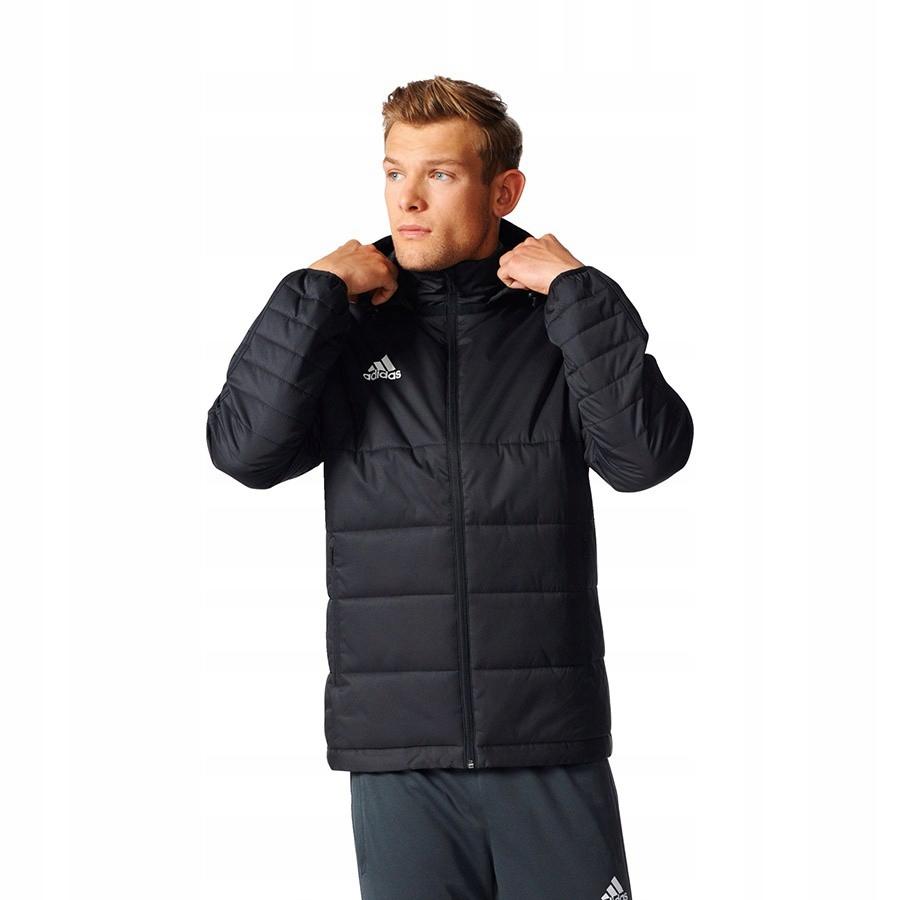 Kurtka adidas Tiro17 WINT JK BS0042 M czarny