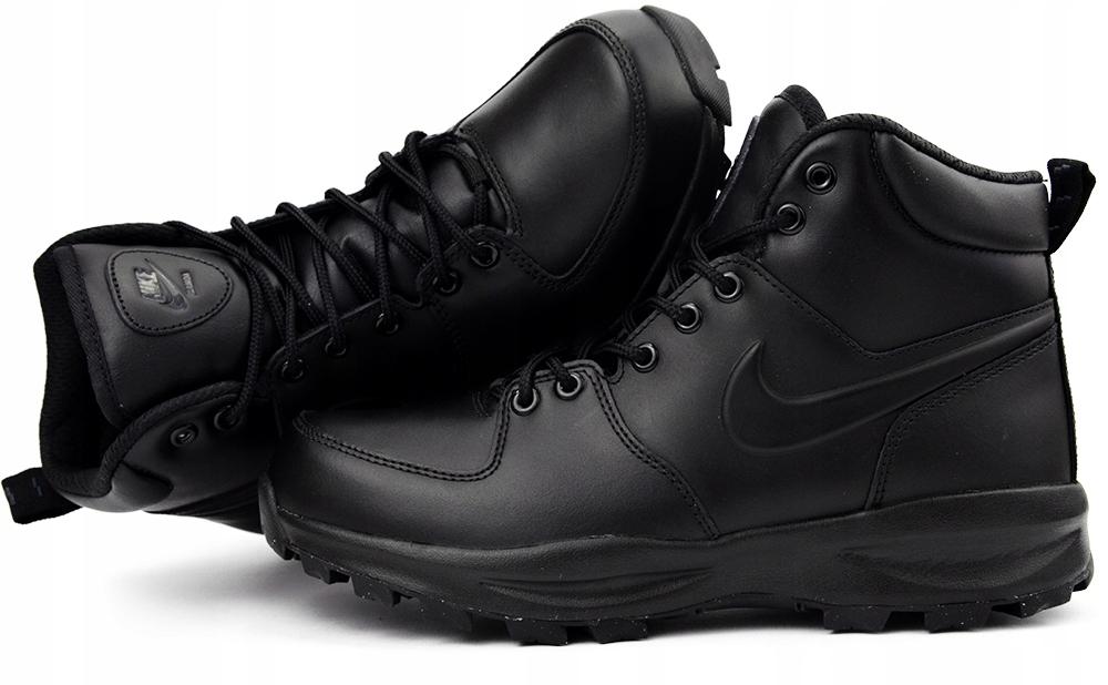 NOWOŚĆ Buty Męskie Nike Manoa LTHR r.41 HOODLAND