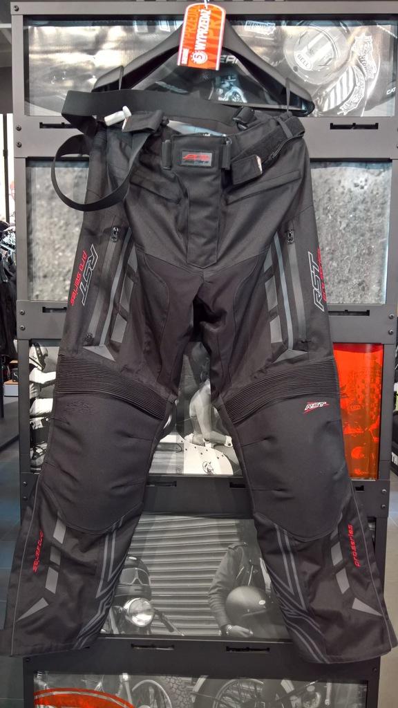 Spodnie tekstylne RST Paragon V Pro Series roz. XL