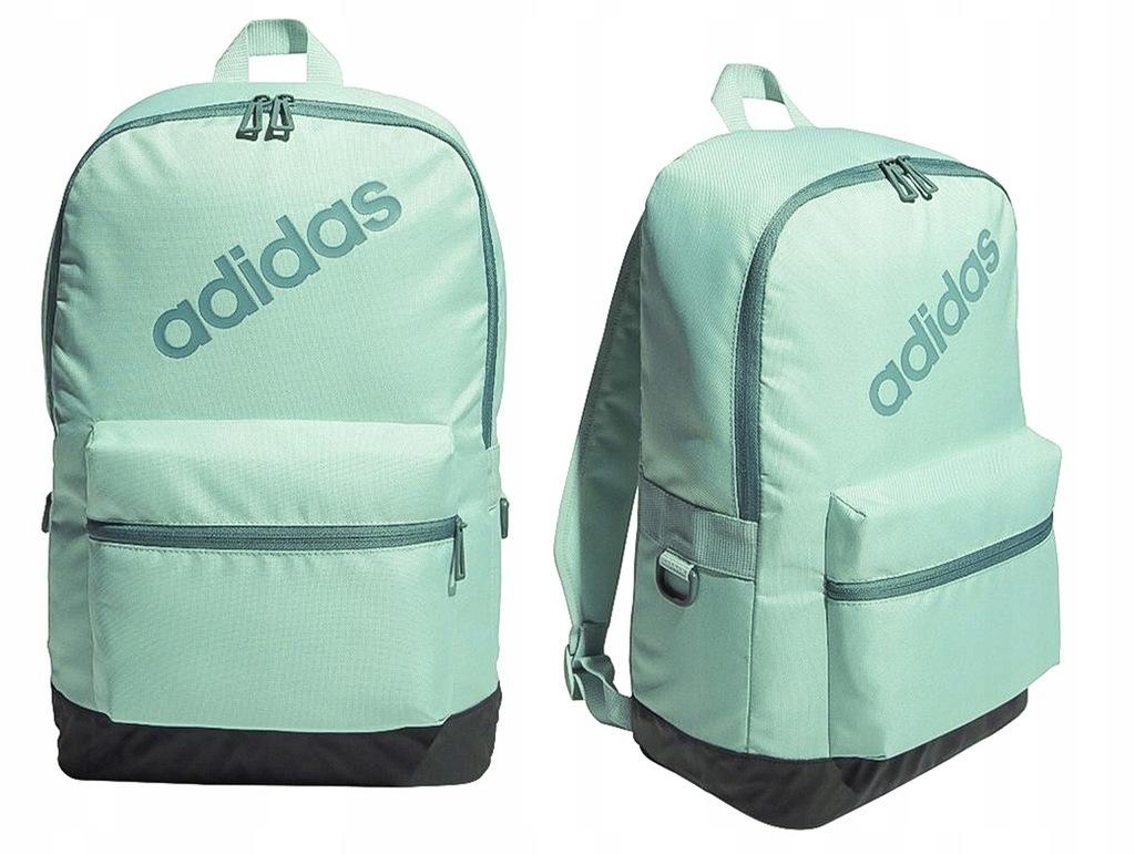 Plecak szkolny adidas BP damski 2 komory DU7734