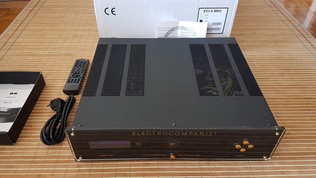 Electrocompaniet Eci 5 Mk Ii