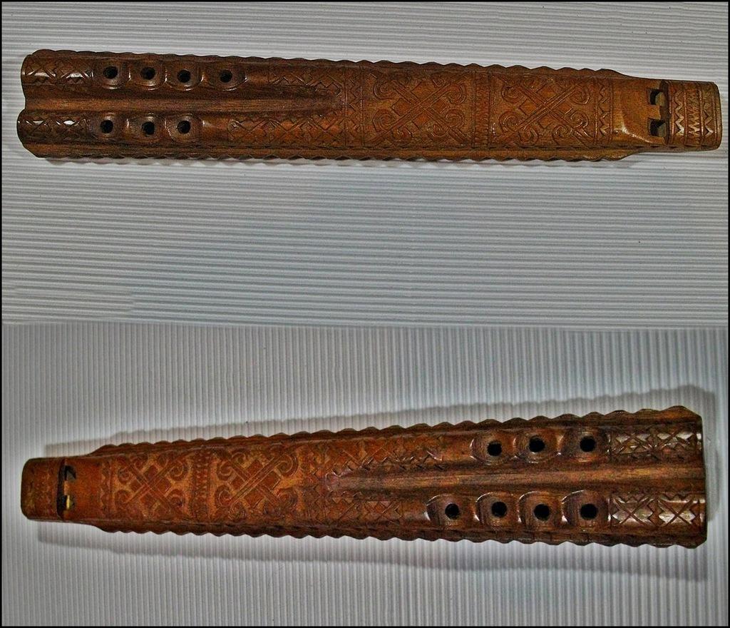 Flet Podwojny Piszczalka Huculska Dwojnica 7138320083 Oficjalne Archiwum Allegro