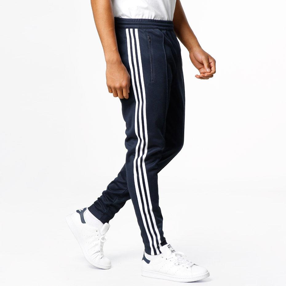Adidas Originals Beckenbauer Open Hem Track Pants