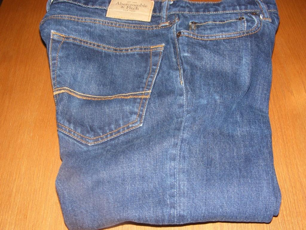 Spodnie Abercrombie & Fitch W 34 L 34